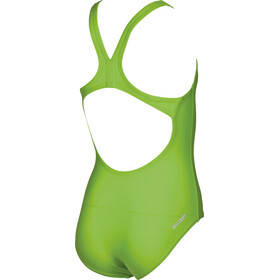arena Dynamo One Piece Swimsuit Girls leaf